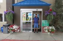 Sam Kadoura Welcomes you to the Rocky Inn Express